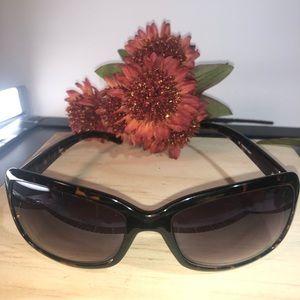 NEW ~ NY & Co. ~ Tortoise Framed ~ Sunglasses